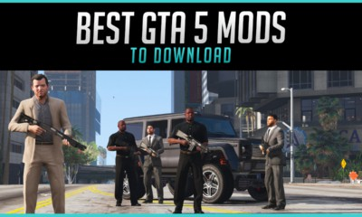 The Best GTA 5 Mods to Download