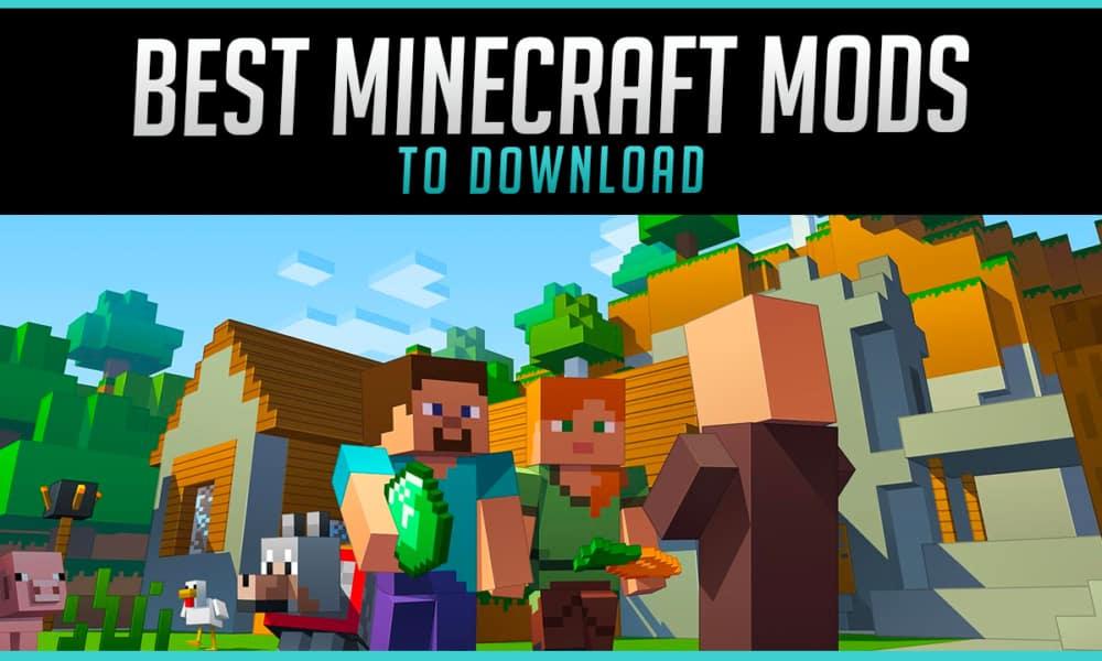 The 30 Best Minecraft Mods to Download (Updated 2021) Gaming Gorilla