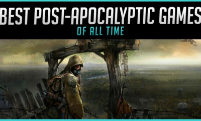 The Best Post-Apocalyptic Games of All Time
