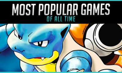 The Most Popular Video Games of All Time