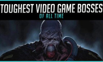 The Toughest Video Game Bosses of All Time