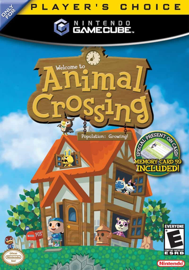 Best GameCube Games - Animal Crossing
