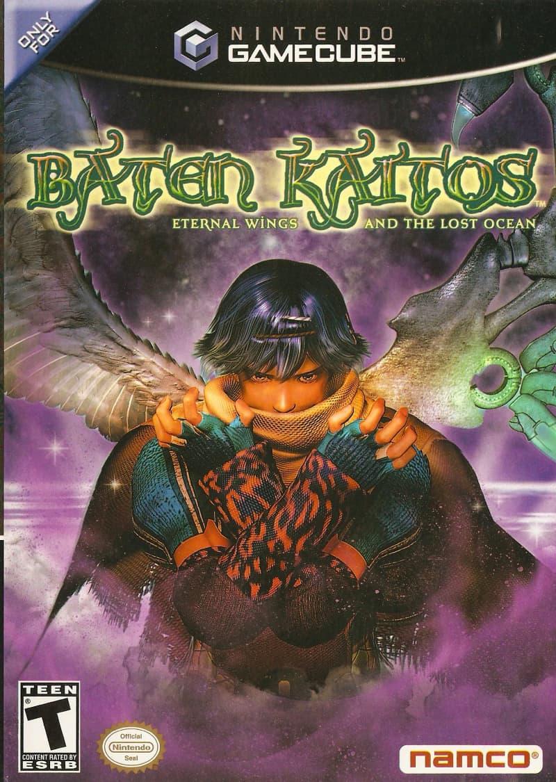 Best GameCube Games - Baten Kaitos- Eternal Wings and The Lost Ocean