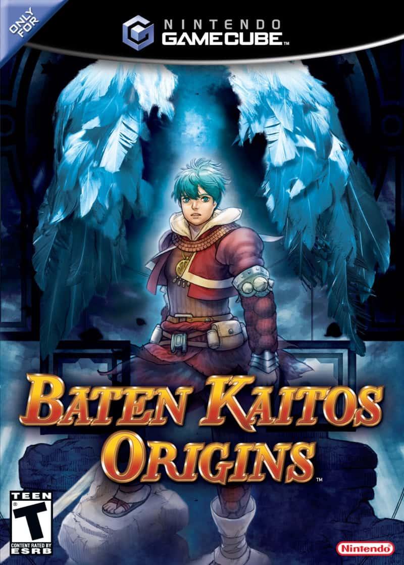 Best GameCube Games - Baten Kaitos Origins