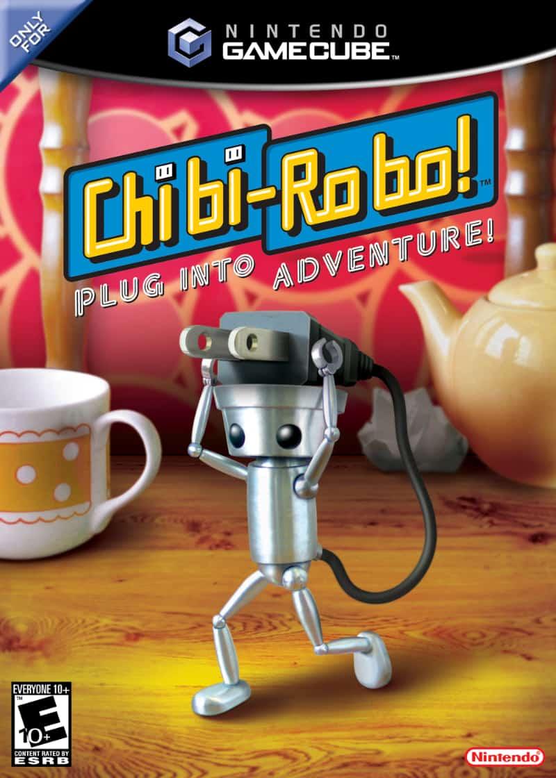 Best GameCube Games - Chibi-Robo