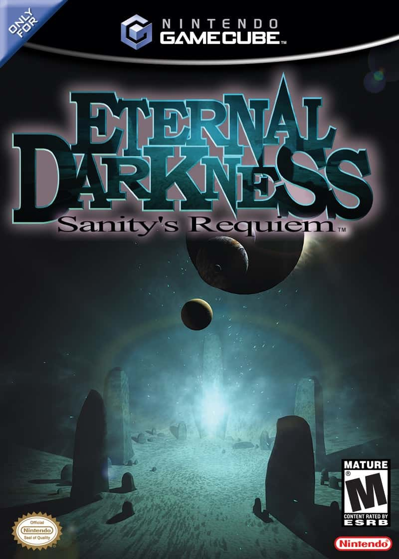 Best GameCube Games - Eternal Darkness- Sanity's Requiem
