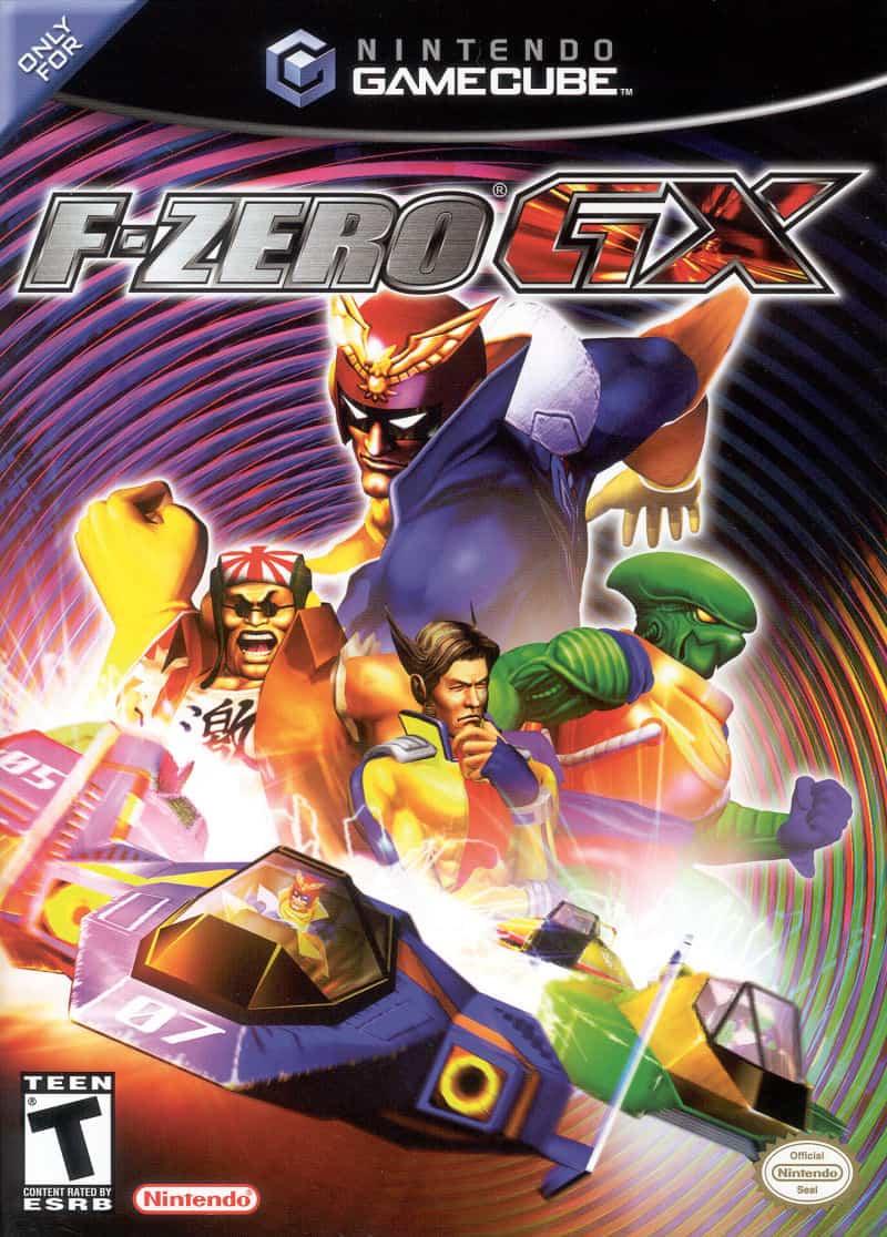 Best GameCube Games - F-Zero GX