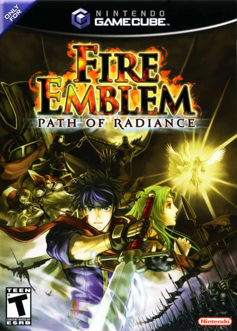 Best GameCube Games - Fire Emblem- Path of Radiance