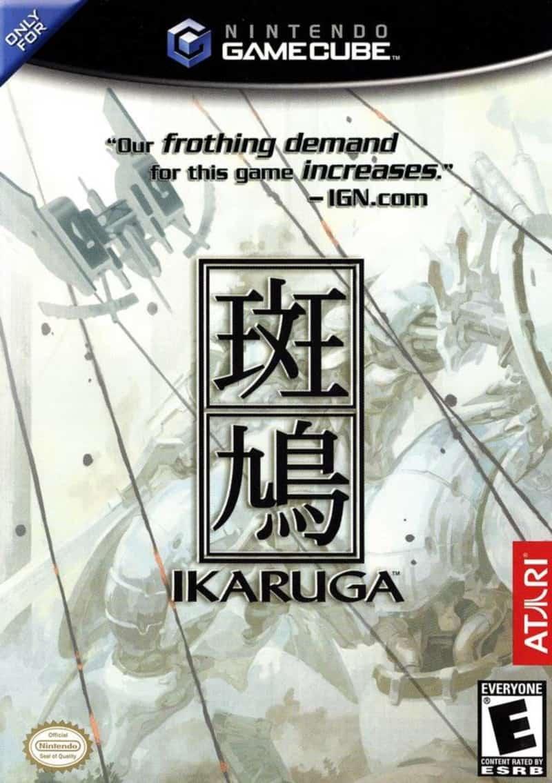 Best GameCube Games - Ikaruga