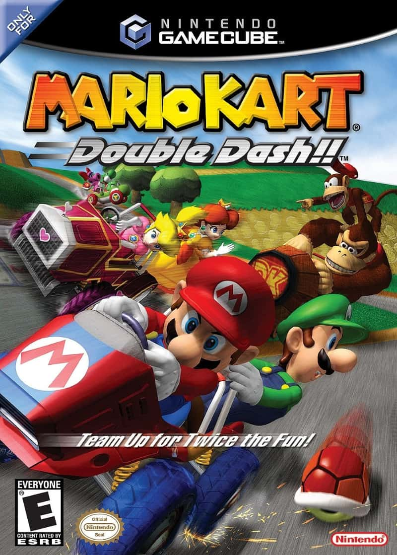 Best GameCube Games - Mario Kart- Double Dash