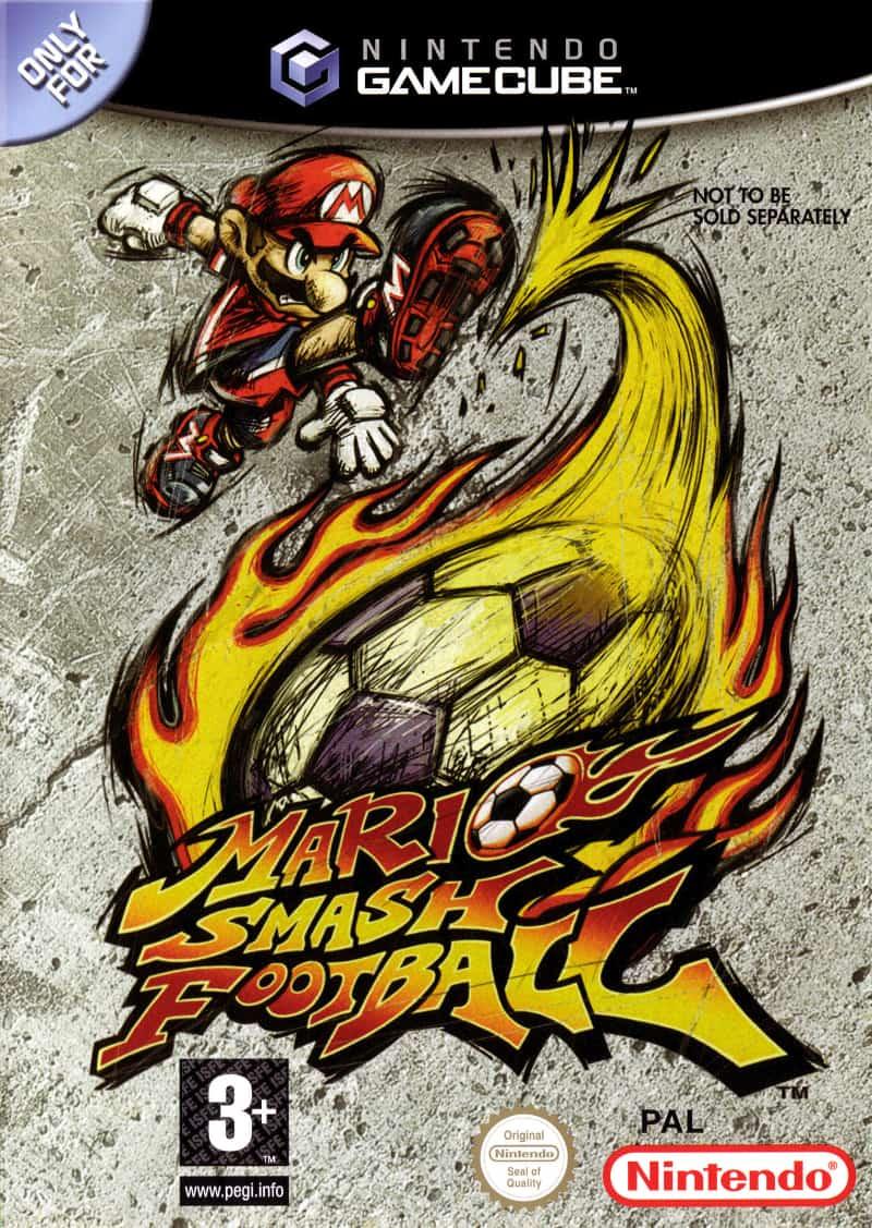 Best GameCube Games - Mario Smash Football
