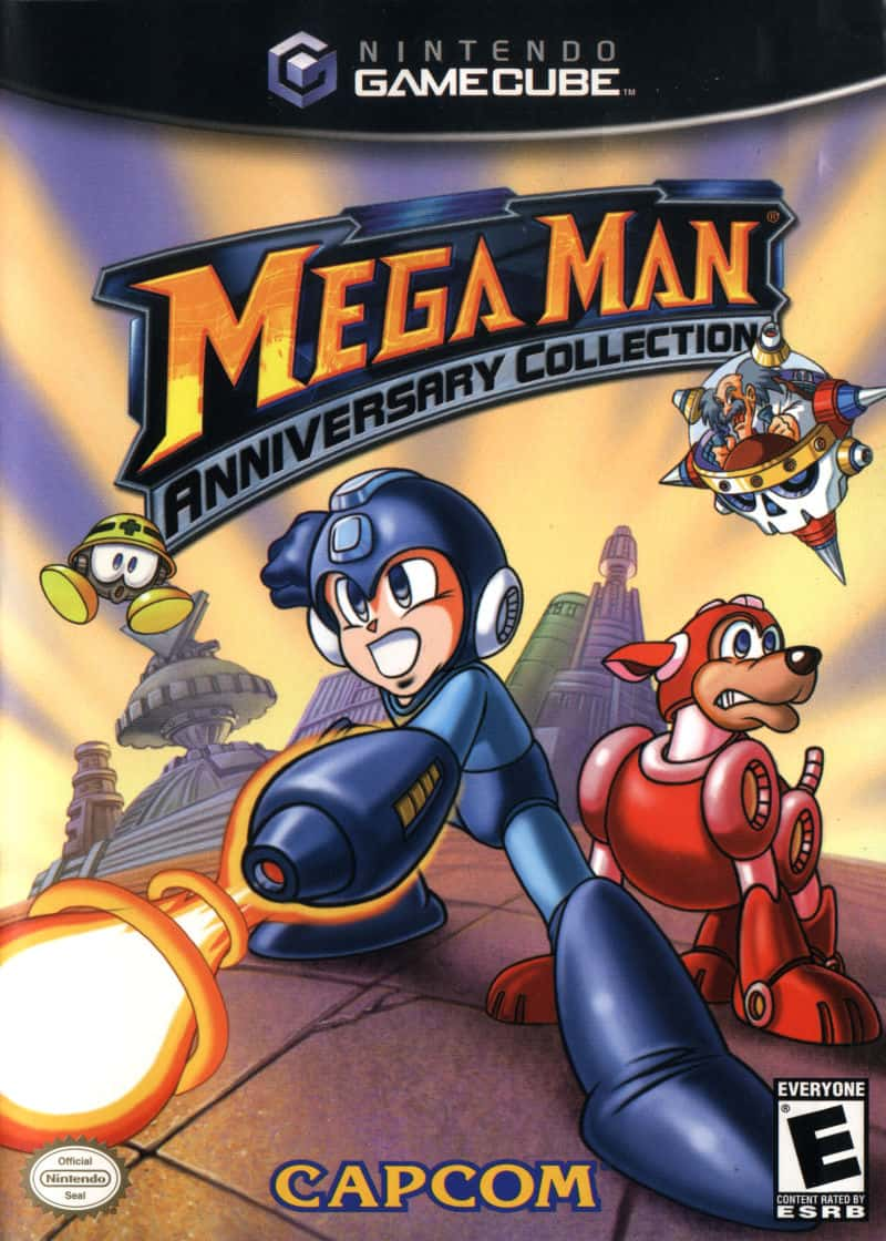 Best GameCube Games - Mega Man Anniversary Collection