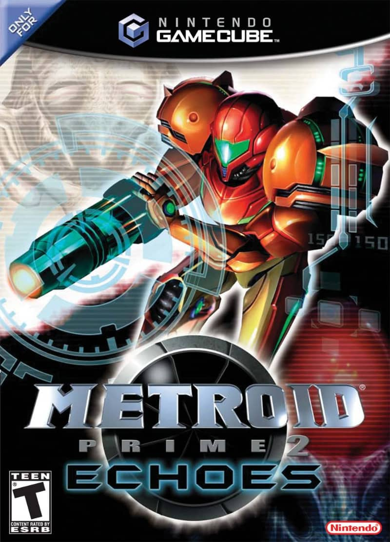 Best GameCube Games - Metroid Prime 2- Echoes