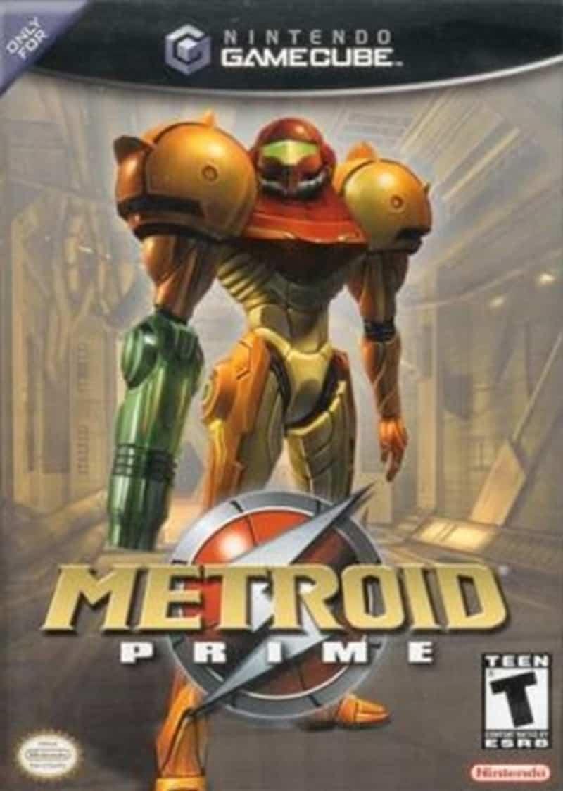 Best GameCube Games - Metroid Prime
