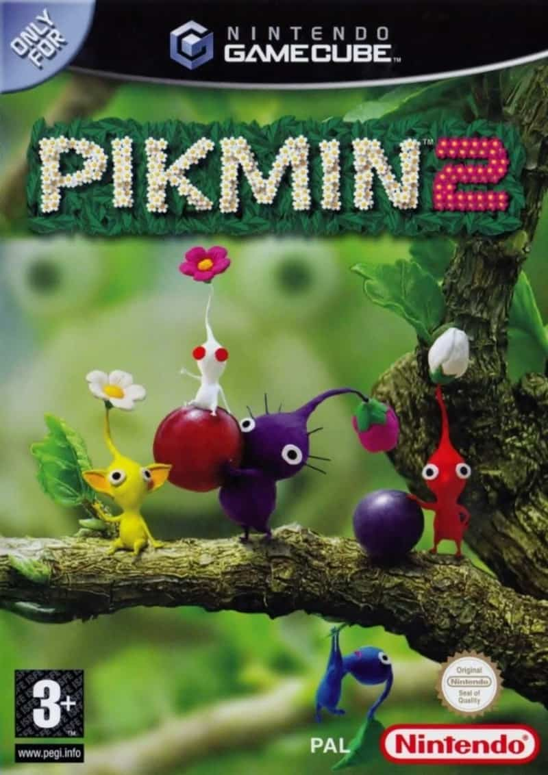 Best GameCube Games - Pikmin 2
