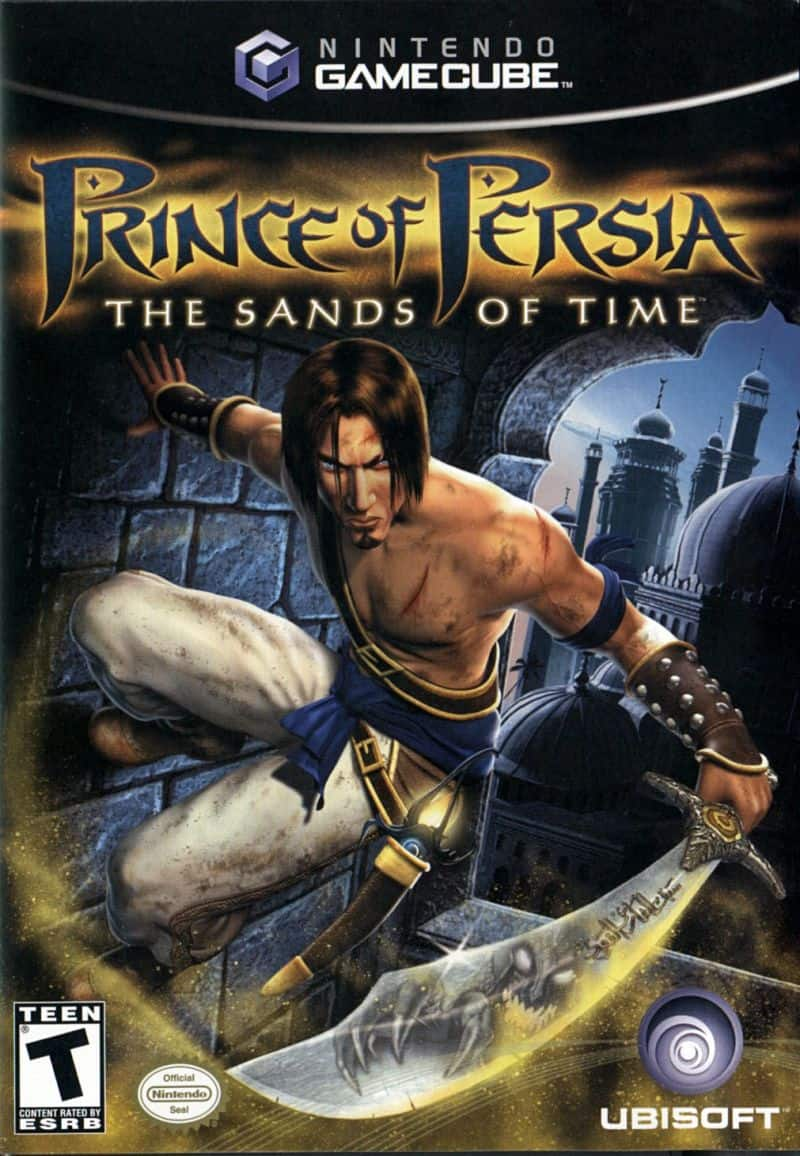 Best GameCube Games - Prince of Persia- The Sands of Time