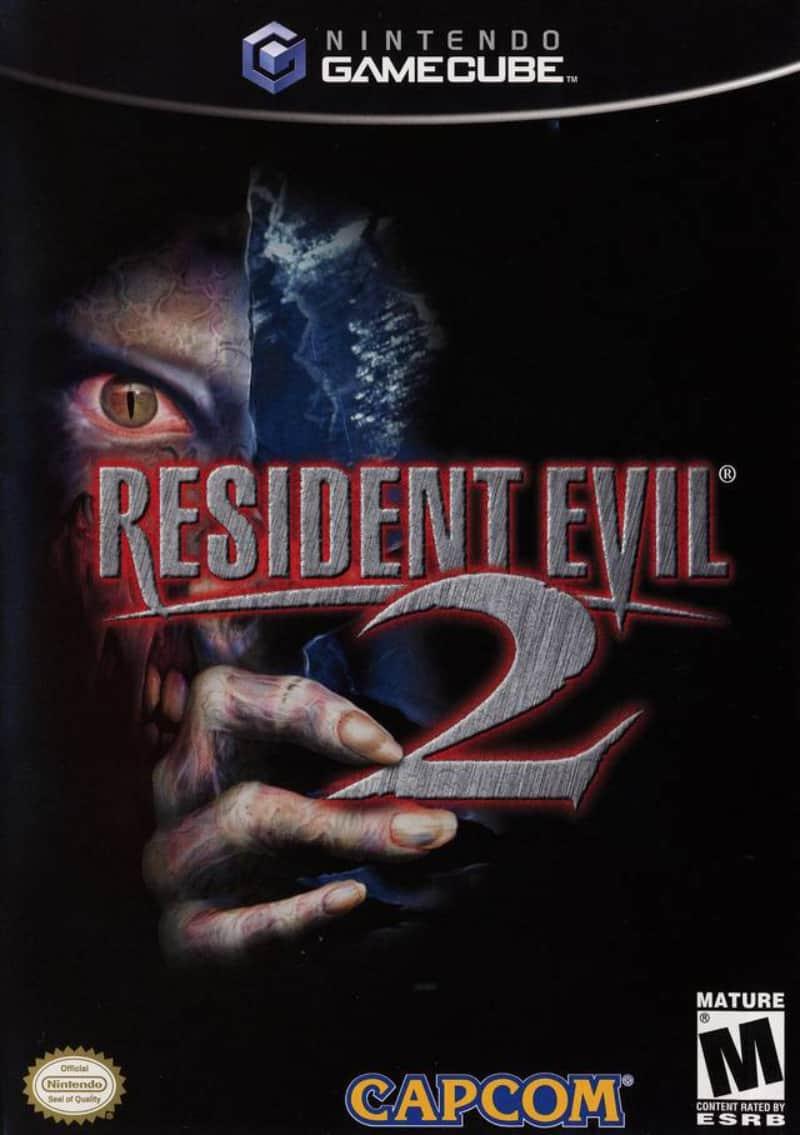 Best GameCube Games - Resident Evil 2