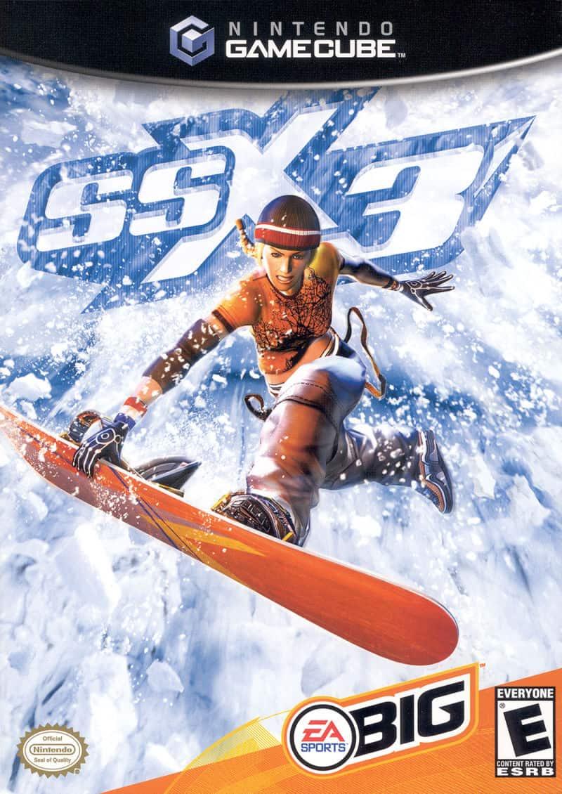 Best GameCube Games - SSX 3