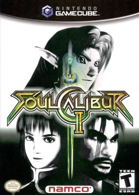 Best GameCube Games - Soulcalibur II