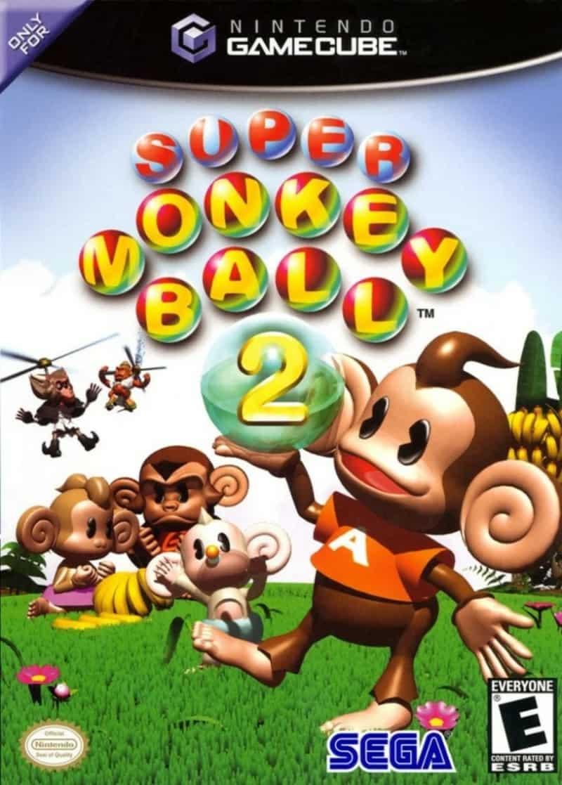 Best GameCube Games - Super Monkey Ball2