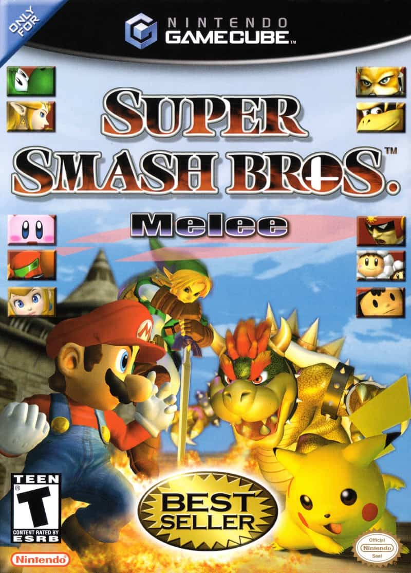 Best GameCube Games - Super Smash Bros. Melee
