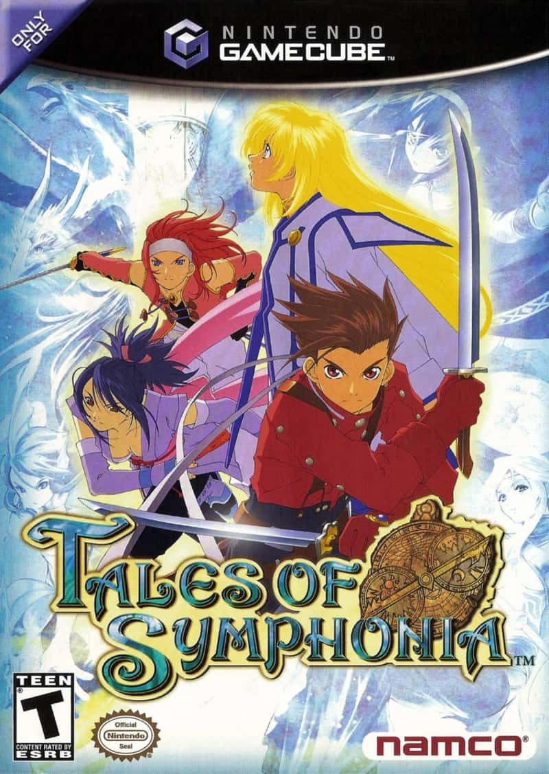 Best GameCube Games - Tales of Symphonia