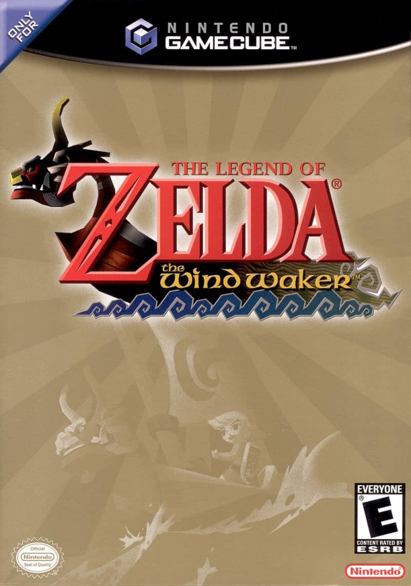 Best GameCube Games - The Legend of Zelda- The Wind Waker