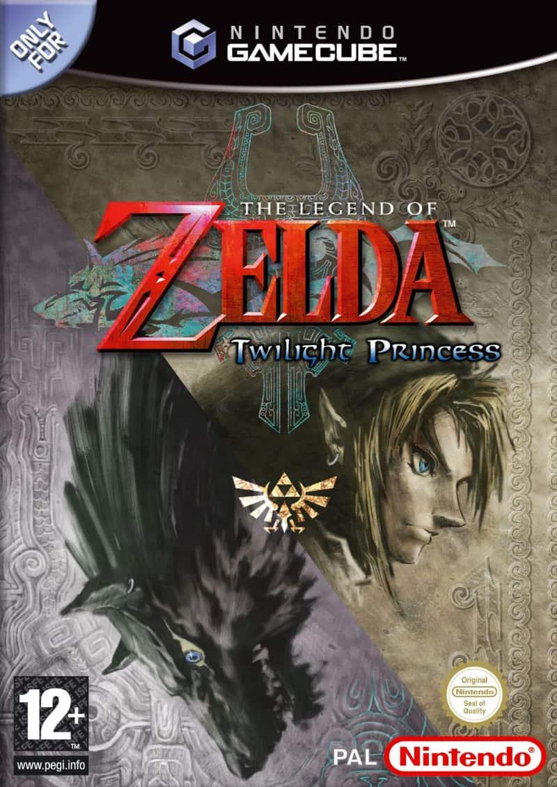 Best GameCube Games - The Legend of Zelda- Twilight Princess