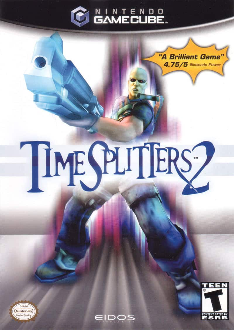 Best GameCube Games - TimeSplitters 2