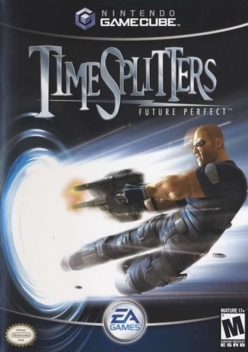 Best GameCube Games - TimeSplitters - Future Perfect
