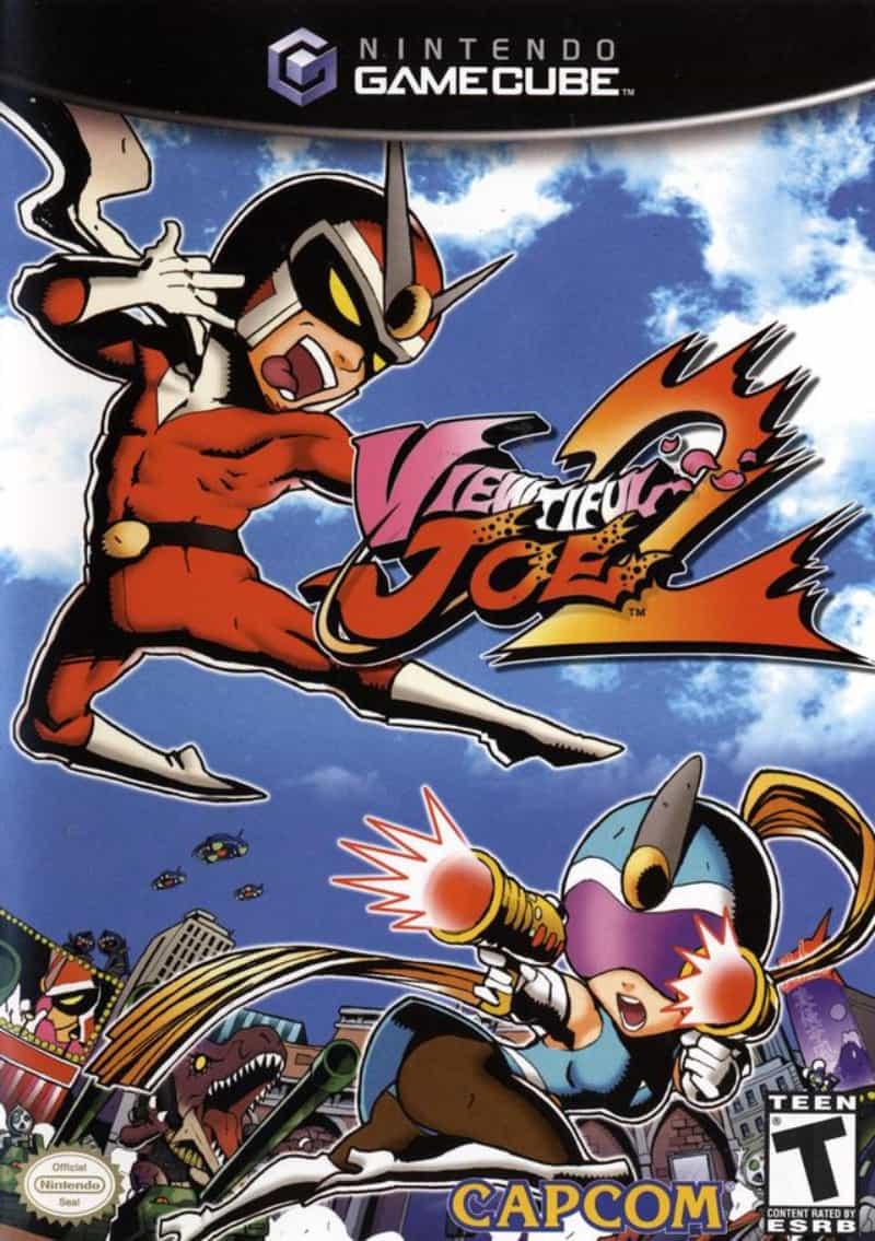 Best GameCube Games - Viewtiful Joe 2