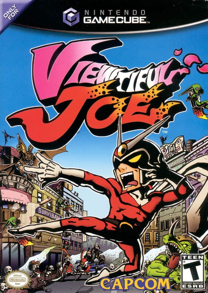 Best GameCube Games - Viewtiful Joe