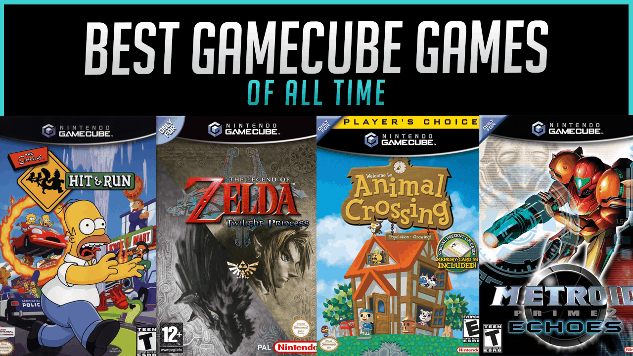 The Best GameCube Games of All Time