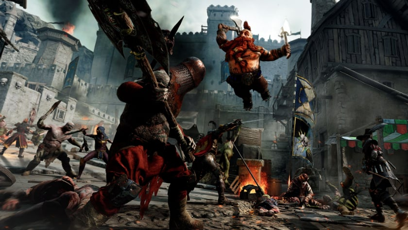 Best Split Screen Games - Warhammer Vermintide 2
