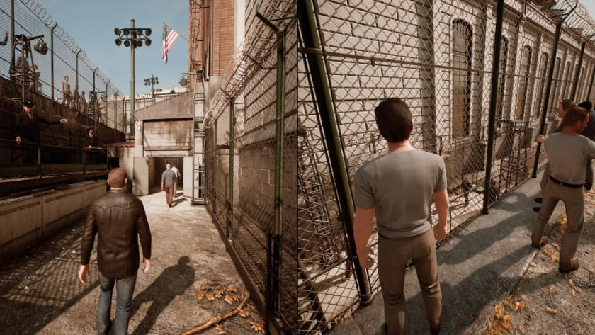 Best Split Screen Xbox One Games - A Way Out