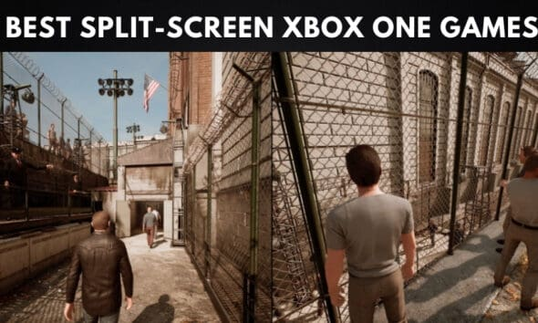 The Best Split-Screen Xbox One Games