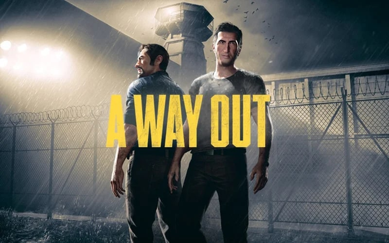 Best Split-Screen PS4 Games - A Way Out