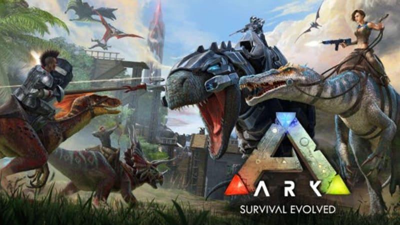 Best Split Screen PS4 Games - Ark Survival Evolved