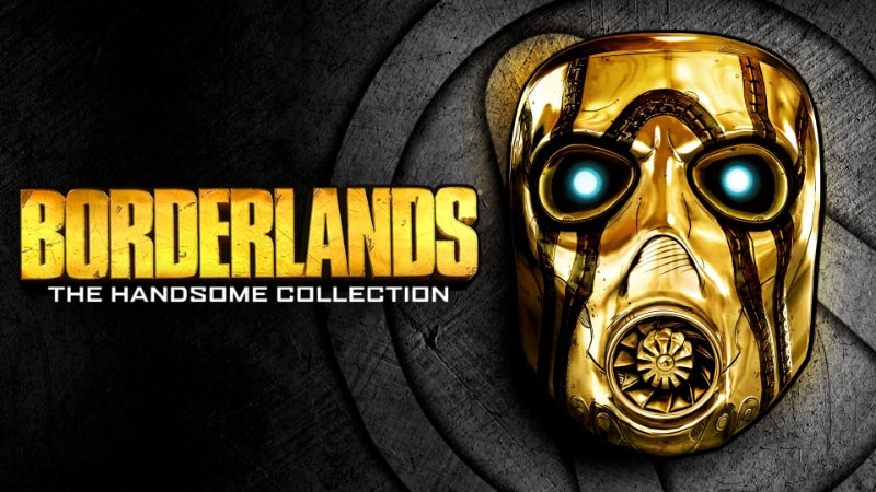 Best Split Screen PS4 Games - Borderlands The Handsome Collection
