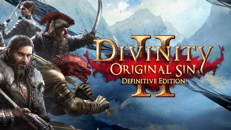 Best Split Screen PS4 Games - Divinity Original Sin 2
