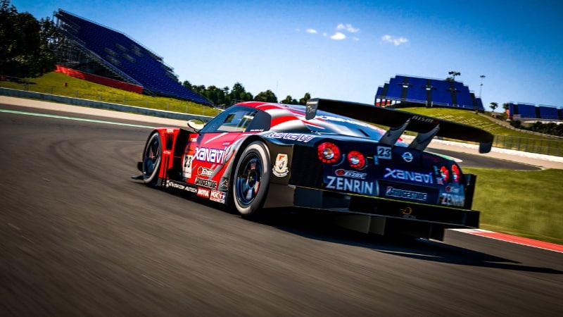 Best Split-Screen PS4 Games - Gran Turismo Sport
