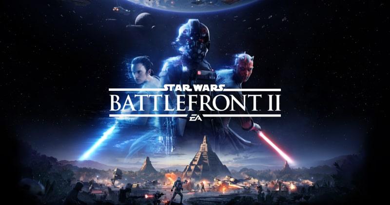 Best Split-Screen PS4 Games - Star Wars Battlefront 2