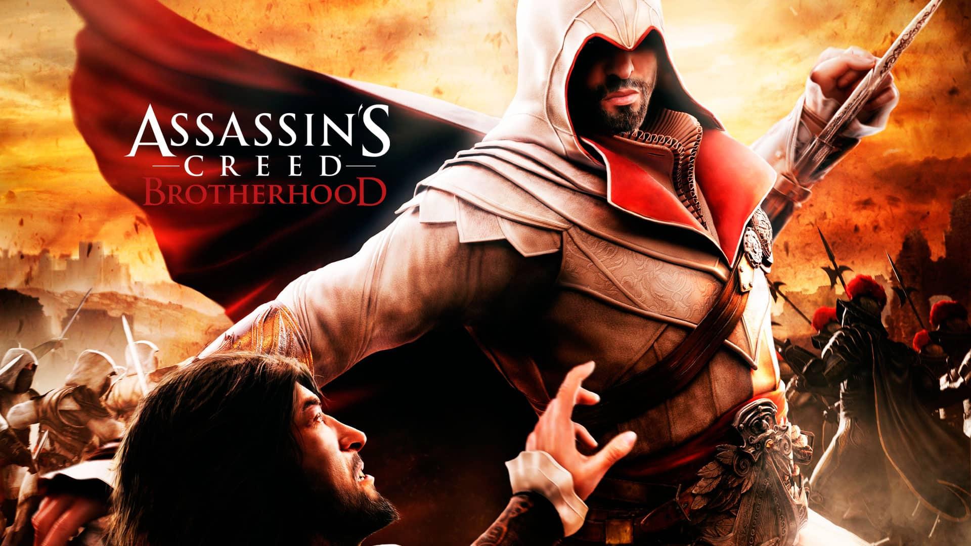 Best Assassins Creed Games - Assassins Creed Brotherhood