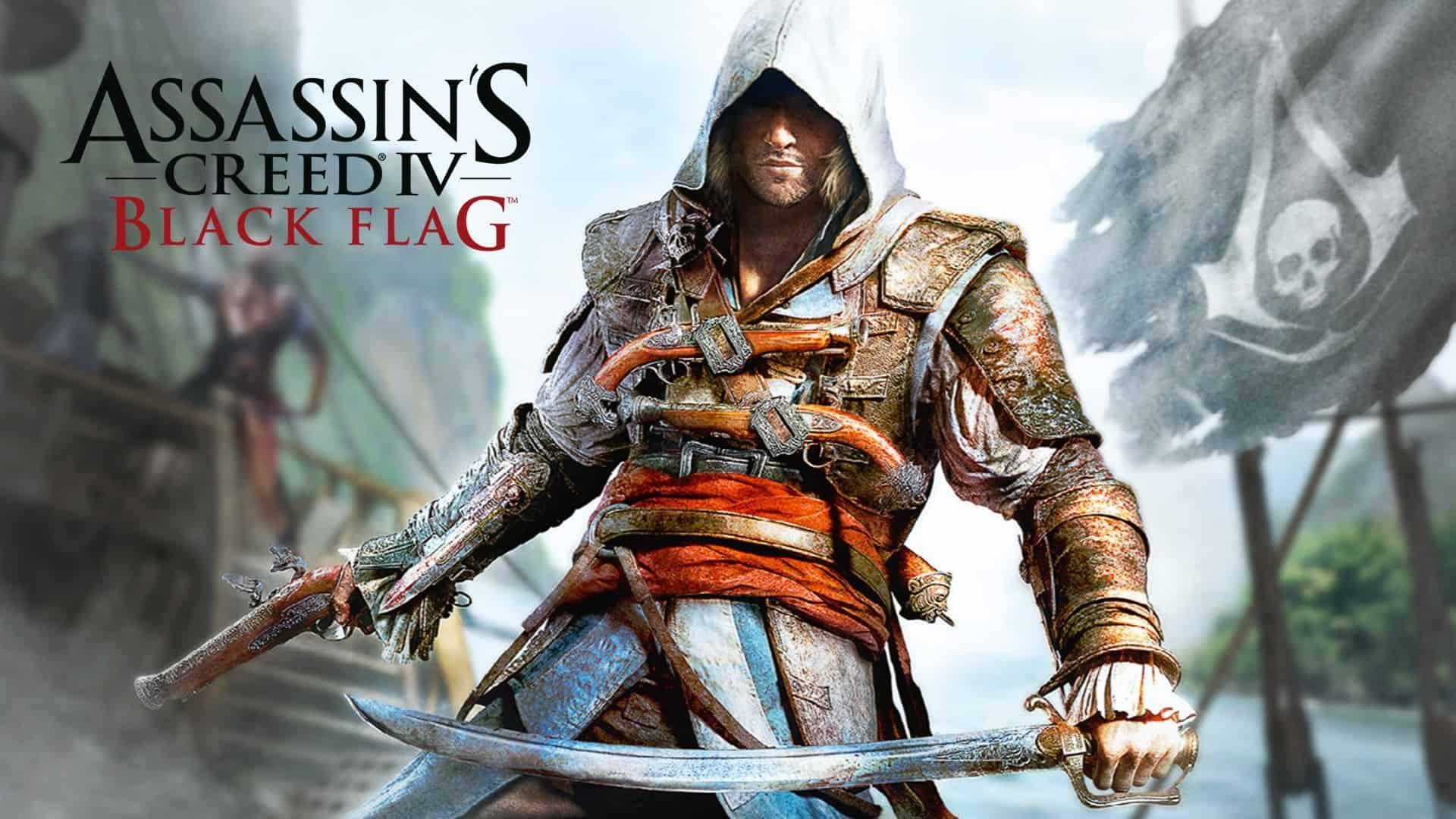 Best Assassins Creed Games - Assassins Creed IV Black Flag