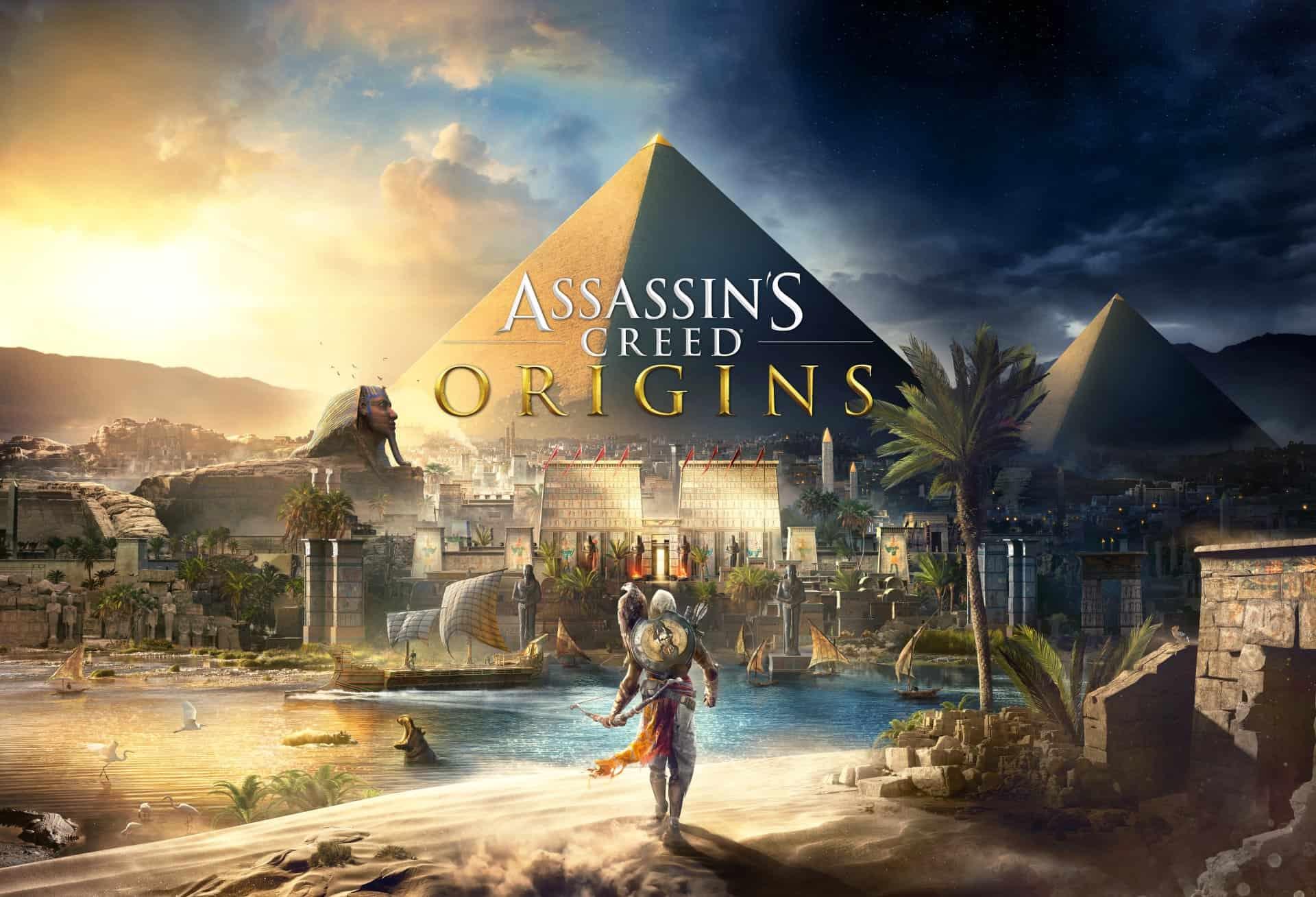 Best Assassins Creed Games - Assassins Creed Origins