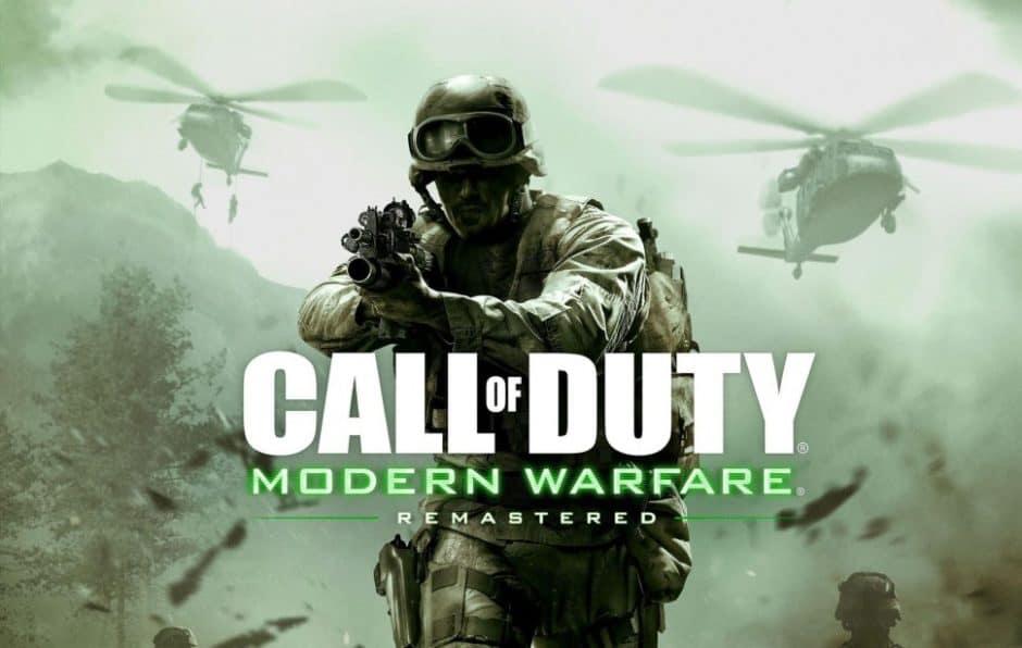 Best Call of Duty Games - Call of Duty 4 Modern Warfare