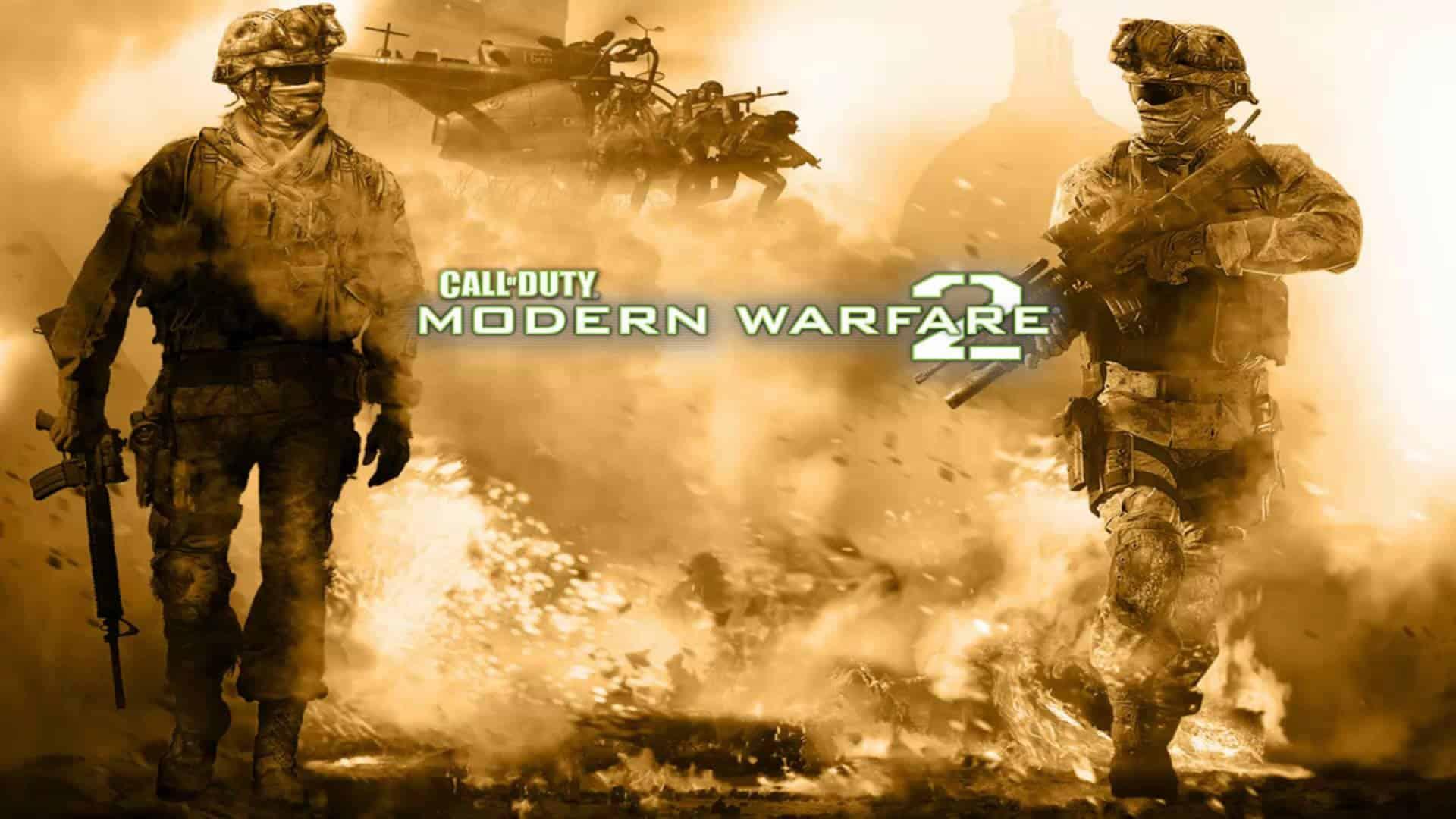 Best Call of Duty Games - Call of Duty Modern Warfare 2