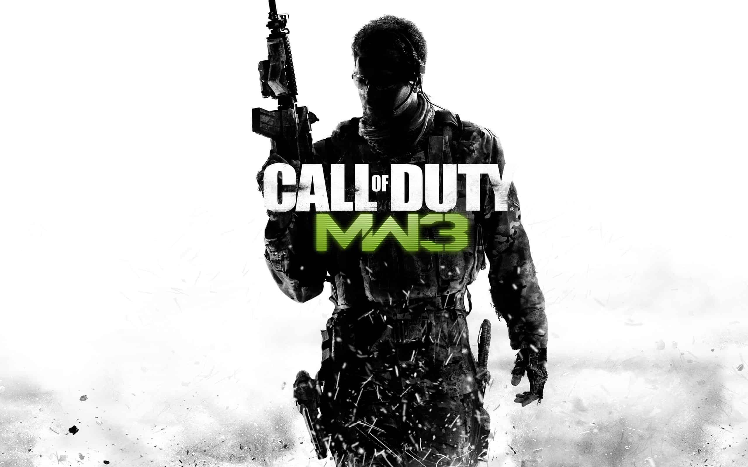 Best Call of Duty Games - Call of Duty Modern Warfare 3