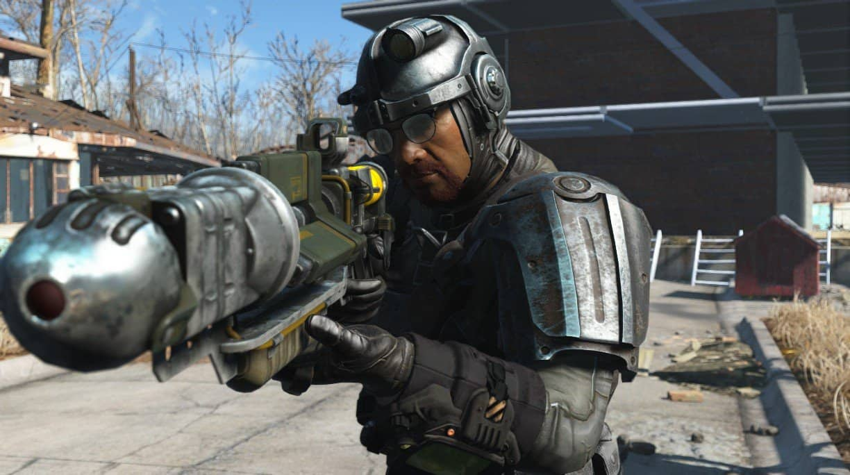 Best Fallout 4 Mods - Armorsmith Extended