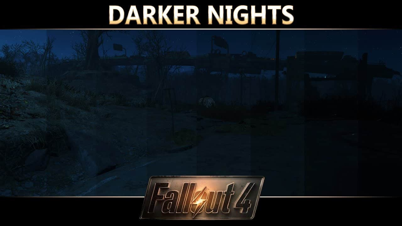 Best Fallout 4 Mods - Darker Nights